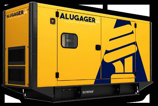 gerador de energia de 500 kva diesel silenciado